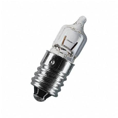 Ampoule E10 9,3x31mm 5,2V 850mA