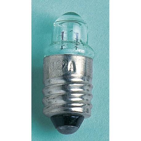 Ampoule E10 mini-loupe 2,2V 250mA
