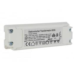 Transformateur pour halogène 12V 60W