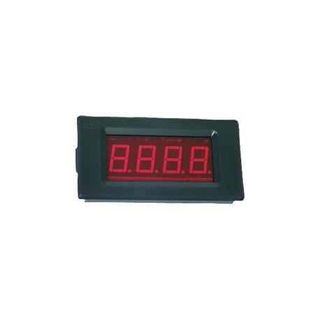 Module voltmètre à led 3 1/2 digits