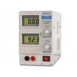 Alimentation de laboratoire 230Vac - 0 à 15V 3 Ampères