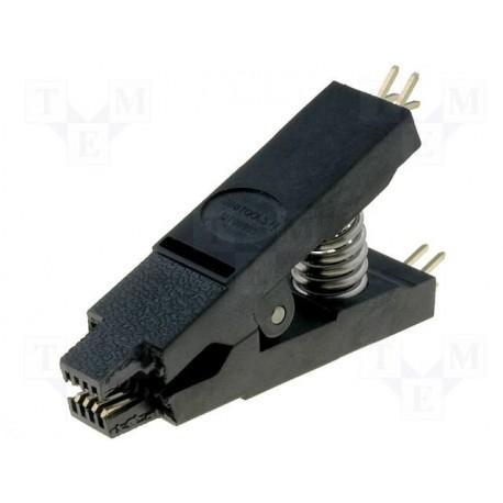 Pince de test circuit intégré CMS so8