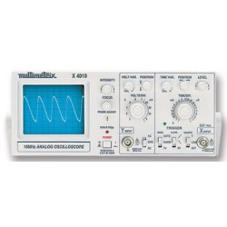 Oscilloscope  1voie 10Mhz Multimétrix