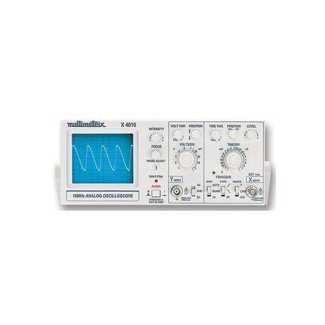 Oscilloscope  1voie 10Mhz Multimétrix