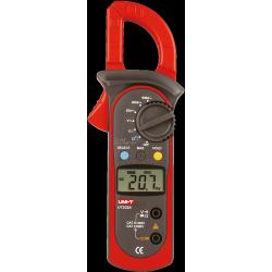 Pince ampèremétrique Uni-Trend AC 600Amp.