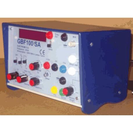 Générateur fréquencemètre 1 à 100Khz avec amplificateur
