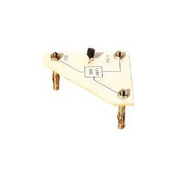 Module 3 plots au pas de 38mm générateur de mélodie UM66