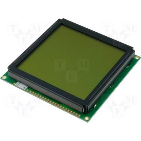 Afficheur LCD graphique 128x128 monochrome
