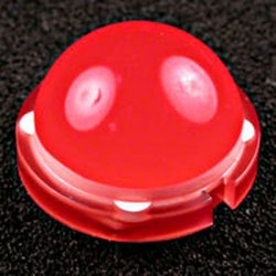 Diode led 20mm rouge 120° 10mA 50mcd