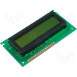 Afficheur alphanumérique LCD 2x16 caractères rétroéclairé 84x44mm