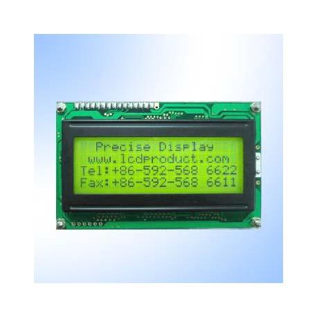Afficheur LCD 4x20crts WH2004B-YYH-JT