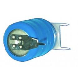 Accumulateur Ni-Mh pour circuit imprimé 2,4V 80mA