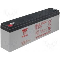 Batterie au plomb étanche 12V 2,2Ah