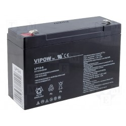 Batterie au plomb étanche 6V 10Ah