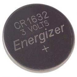 Pile lithium bouton 16mm 3V CR1632