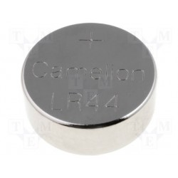 Pile bouton 1,5V 150mA AG13/LR44