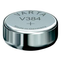 Pile bouton SR41 7,9x3,6mm 1,5V 38mA