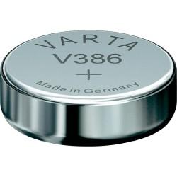 Pile bouton SR43 11,6x4,2mm 1,5V 80mA