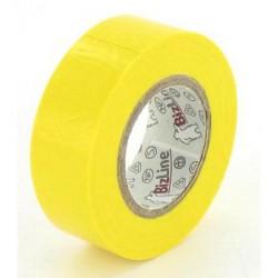 Ruban adhésif jaune 19mm x 20 mètres