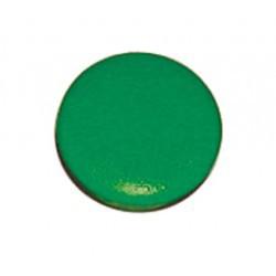 Capuchon vert pour bouton 21mm KN216