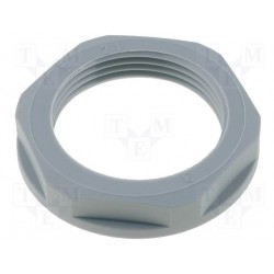 Ecrou polyamide 21mm pour presse-étoupe