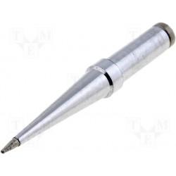 Panne fer Weller TCP-S longue conique 0,8mm