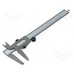 Pied à coulisse 125mm métrique et pouces 1/10e