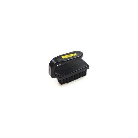 Brosse conductrice antistatique 35x9mm