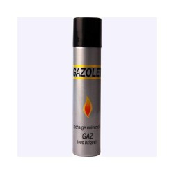 Cartouche recharge de gaz universelle 90ml