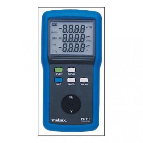 Wattmètre digital monophasé Métrix