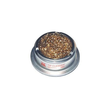 Nettoyeur de panne de fer à souder Ø 90mm