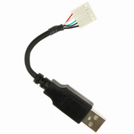 Cordon adaptateur Bulgin USB-A vers HE14 5pts