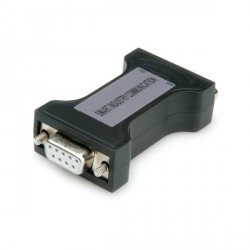 Isolateur optique RS232 2,5Kv sub/d 9pts M/F