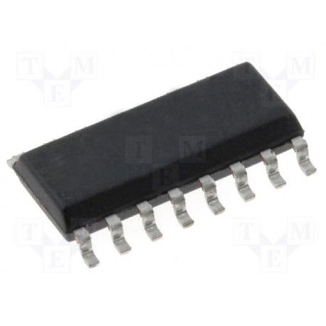 Circuit intégré CMS so16 SN74HC4053