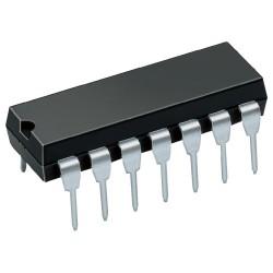Circuit intégré dil14 CD4584 ou CD40106