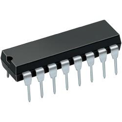 Circuit intégré dil16 CD4520