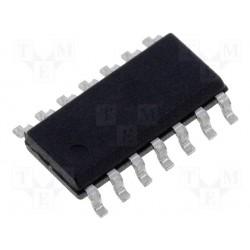 Circuit intégré CMS so14 LM124D