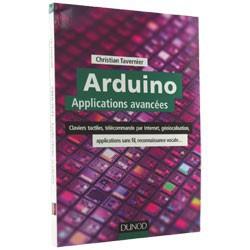 Livre Arduino applications avancées