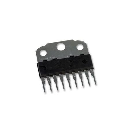 Circuit intégré sil9 TDA1519B