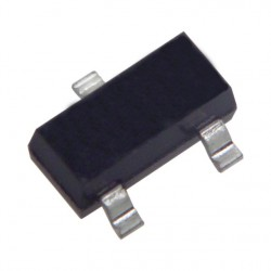 Transistor CMS sot23 MosFet N 2N7002
