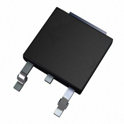 Transistor TO252 MosFet P IRFR9024N