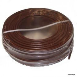 Fil de câblage souple 1,5mm² marron