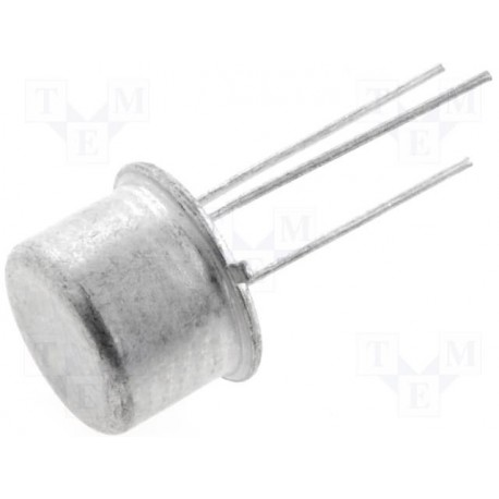 Transistor TO39 NPN 2N1711