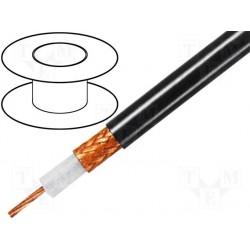Câble coaxial 50ohms Ø 10,4mm RG213/U