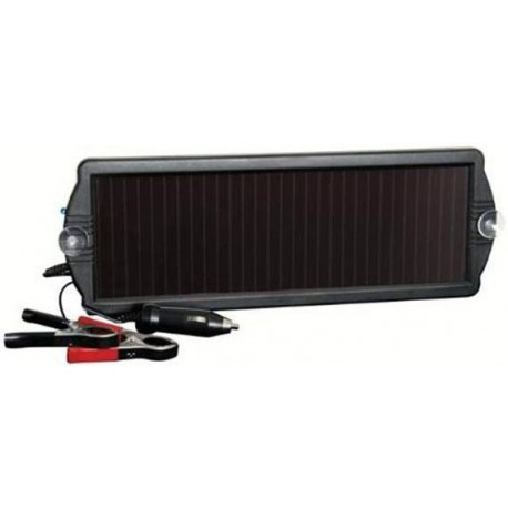 Chargeur solaire 12V 1,5W 125mA