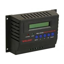 Régulateur de charge solaire 12/24V 30Amp.