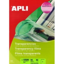 Transparent A4 pour imprimante jet d'encre