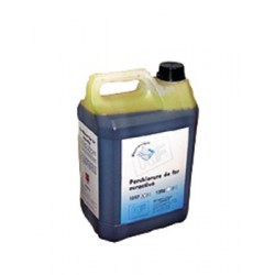 Bidon de 5 litres de perchlorure de fer suractivé