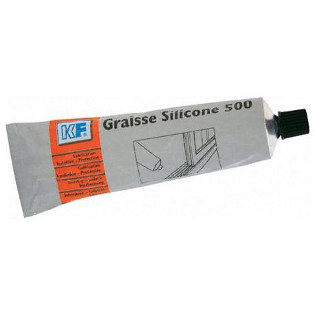 Tube 100gr. graisse silicone KF