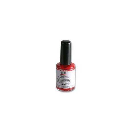 Flacon de 15ml de vernis de blocage rouge